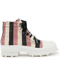 CAMPERLAB Traktori Ankle Boots - Multicolour