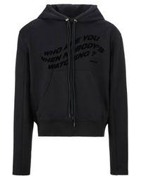 Antidote - Sweatshirt avec capuche en coton - Lyst