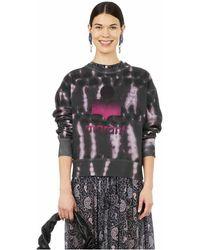 Isabel Marant Sweat shirt Mobyli Ligne Etoile - Noir