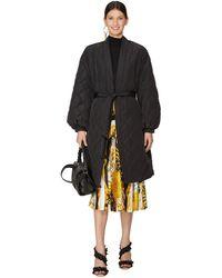 Custommade• Gwen Oversized Coat - Black
