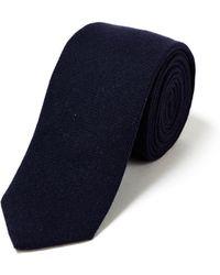 Private White V.c. - Drake's 100% Cashmere Tie - Lyst