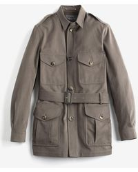 Private White V.c. - The Belted Safari Jacket - Lyst