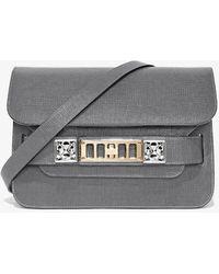 Proenza Schouler Ps11 Mini Classic Bag - Gray