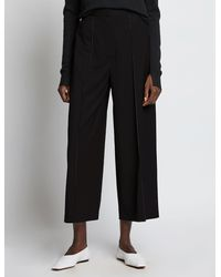 Proenza Schouler - Upcycled Wool Culottes - Lyst