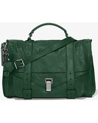 Proenza Schouler Ps1 Large - Green