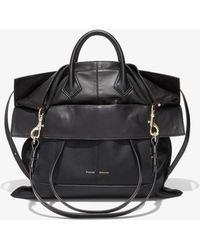 Proenza Schouler Ps19 Large Bag - Black