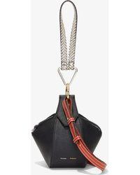 Proenza Schouler Zipper Pochette - Black