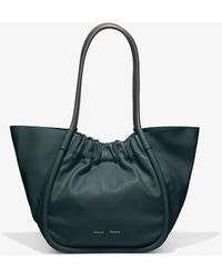 Proenza Schouler Large Ruched Tote - Multicolour
