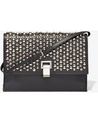 Proenza Schouler Studded Small Lunch Bag - Black