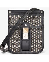 Proenza Schouler Studded Ps11 Convertible Box Bag - Black