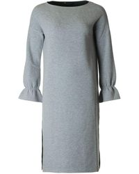 French Connection - Oversized Midi Dress - Lyst