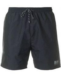 BOSS Black - Starfish Swim Shorts - Lyst