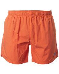 BOSS Black - Perch Swim Shorts - Lyst