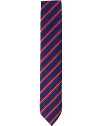 Thomas Pink - Ford Striped Silk Tie - Lyst