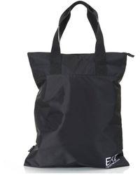 EA7 - Nylon Stash Bag - Lyst