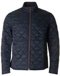Barbour - Gear Quilted Jacket - Lyst
