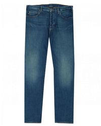 Armani J21 Regular Fit Jeans - Blue