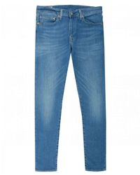 Levi's 512 Slim Tapered Fit Jeans - Blue