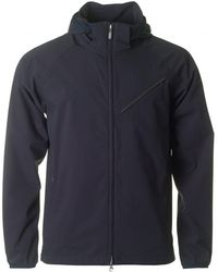 Barbour - Angle Wax Hooded Jacket - Lyst