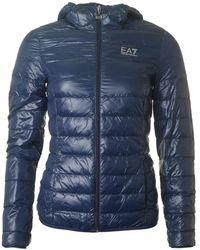 EA7   Pack Away Lightweight Jacket   Lyst