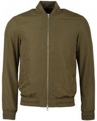 faad60c07 Thom Bomber Jacket - Green