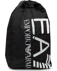EA7 Train Core Sack Bag - Black