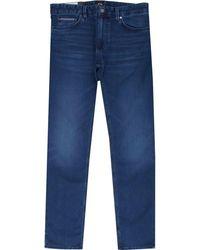 BOSS by Hugo Boss Maine Regular Fit Jeans - Blue