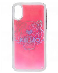 KENZO X Max Tiger Iphone Case - Pink