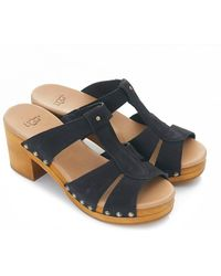 UGG - Jennie Clog Style Slip On Sandals - Lyst