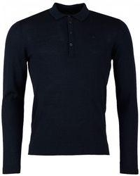 J.Lindeberg - Newman Merino Polo - Lyst