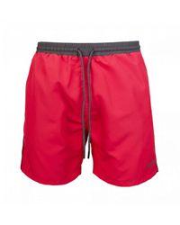BOSS by Hugo Boss Starfish Swim Shorts - Pink