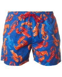 BOSS Black - Piranha Swim Shorts - Lyst