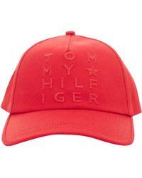 Tommy Hilfiger - Logo Story Cap - Lyst