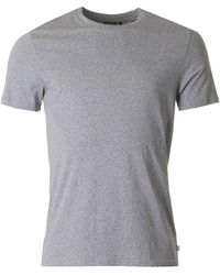 J.Lindeberg - Silo Twisted Crew Neck - Lyst