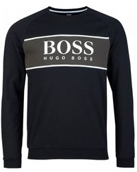 BOSS by Hugo Boss Authentic Sweatshirt - Black