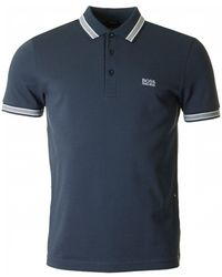 BOSS Athleisure - Paddy Modern Fit Polo - Lyst