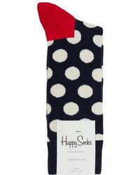 Happy Socks - Big Dot Socks - Lyst