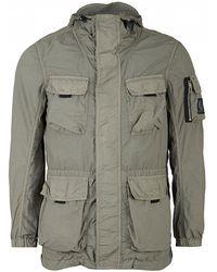 b60e63db19a9 Lyst - Belstaff Pallington Jacket Green in Green for Men
