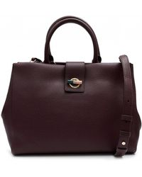 Paul Smith - Leather Toggle Tote Bag - Lyst