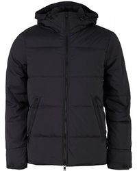 J.Lindeberg - Barry Hooded Quilted Jacket - Lyst