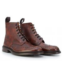 Tricker's Stow Country Boots - Brown