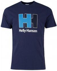 Helly Hansen - Logo Crew Neck - Lyst