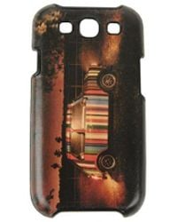 Paul Smith Mini Samsung Galaxy S3 Case - Black