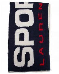 Polo Ralph Lauren Polo Sport Scarf - Blue