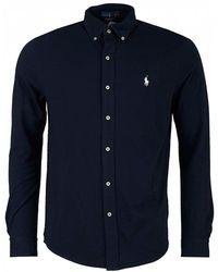 Polo Ralph Lauren - Slim Long Sleeved Featherweight Shirt - Lyst