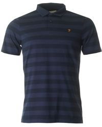 Farah - Peppiat Short Sleeved Polo Shirt - Lyst