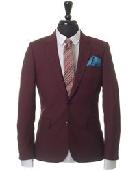 Paul Smith - Two Button Tonic Slim Fit Suit - Lyst