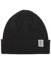Barbour - Lambswool Watch Beanie Hat - Lyst