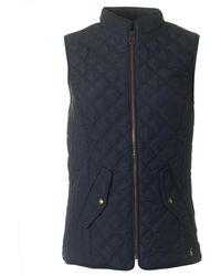 Joules | Quilted Gilet | Lyst