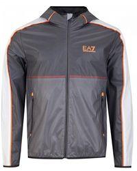 EA7 - Ventus 7 Hooded Jacket - Lyst